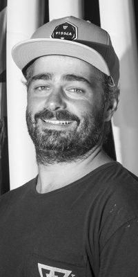 Alejo Bombarely - Co-fundador de Homies Surf & Skate
