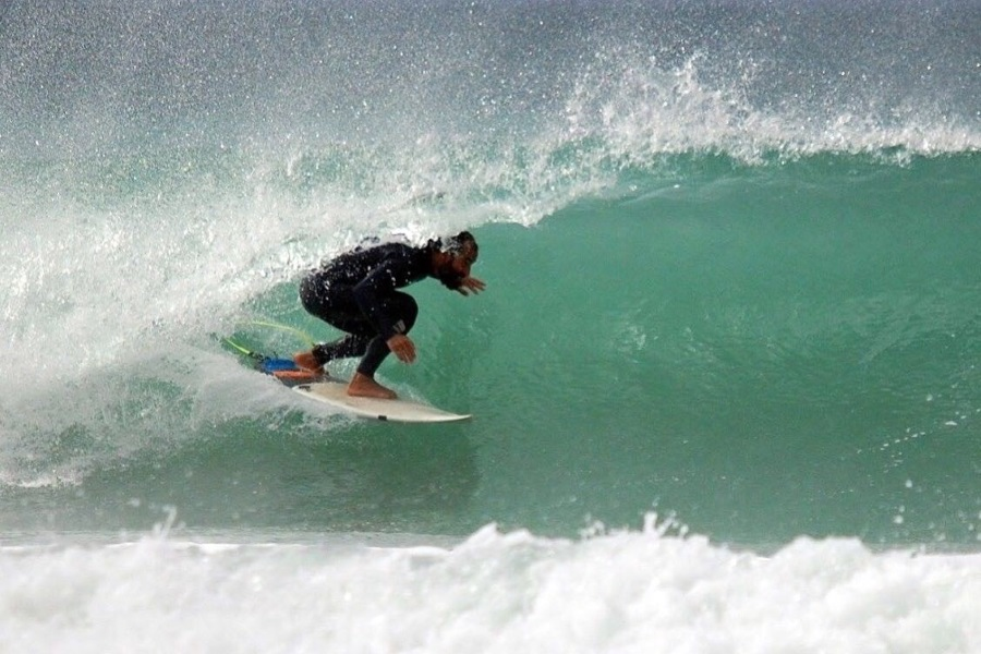 Angel monitor - Homies Surfcamp Cadiz 4